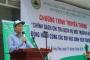 Chương trình truyền thông Chính sách chi trả DVMTR đồng hành cùng học sinh đến trường tại Trường THCS Trần Hưng Đạo – xã Krông Jing huyện M'Đrăk