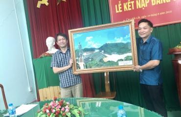 Đoàn công tác của Quỹ Bảo vệ và Phát triển rừng tỉnh Hòa Bình thăm và làm việc tại Đắk Lắk