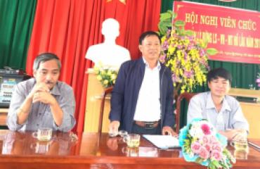 Công bố Quyết định bổ nhiệm Giám đốc Ban quản lý rừng  Lịch sử – Văn hóa – Môi trường Hồ Lăk