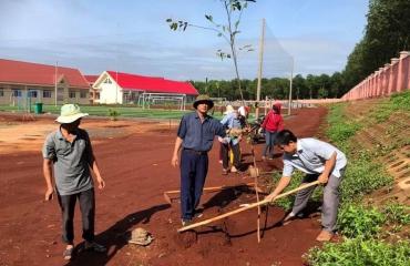 CẢM XÚC MÙA HÈ – Bài viết của Thầy Lê Như Cườm, hiệu trưởng Trường THPT Võ Văn Kiệt huyện Ea H'leo gửi cho Quỹ bảo vệ và Phát triển rừng tỉnh